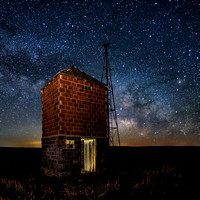 Tower Milky Way